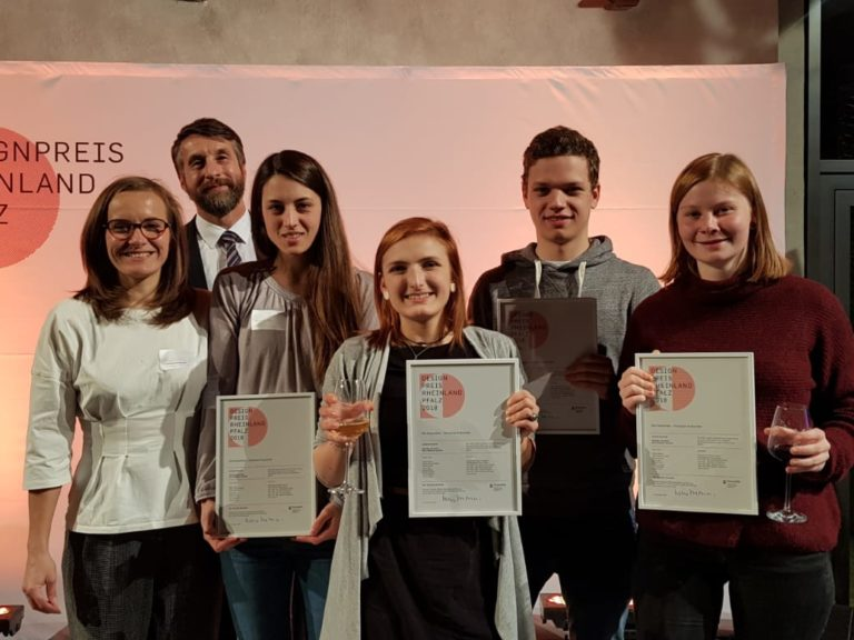 Designpreis Rheinland-Pfalz 2018