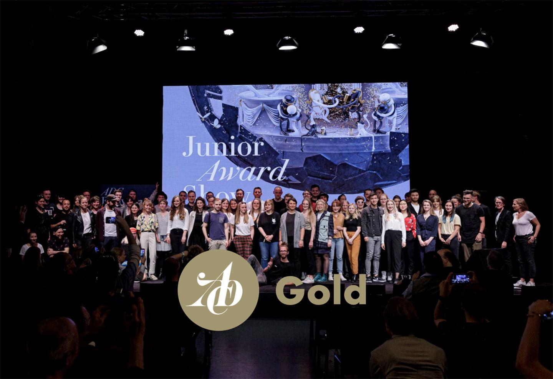 ADC 2019 Gold für die Kaiserspfalz